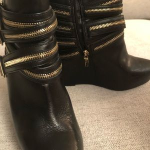 BCBGeneration Shoes - BCBG Generation Black Boots.  Size 8.5